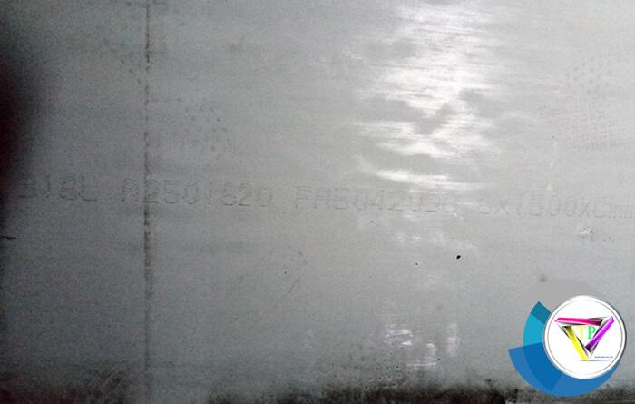 Tấm Inox 316 độ dày 6mm