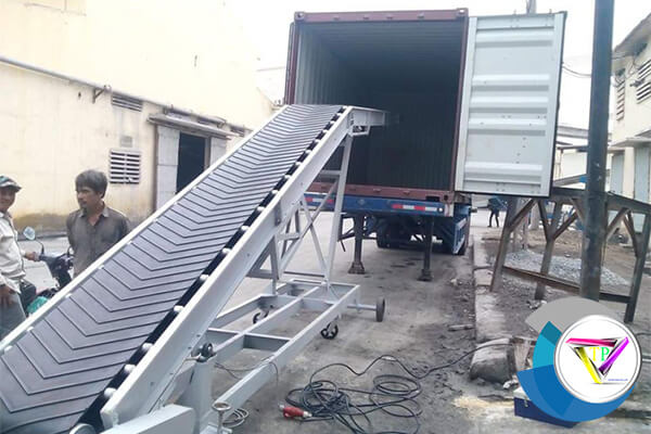 gia công băng tải inox cao su chịu nhiệt