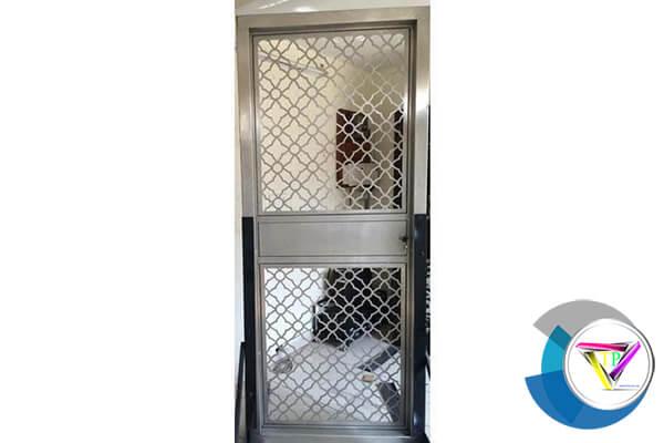 xưởng làm cửa inox, cổng inox