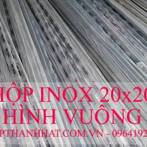 Hộp Inox 20x20 mm Hình Vuông
